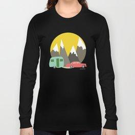 You Make Me a Happy Camper Long Sleeve T-shirt