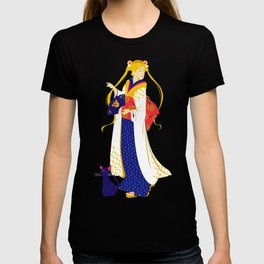 Geisha Moon T-shirt