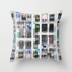 Amsterdam 30 Throw Pillow