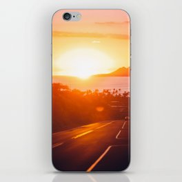 Hawaii Kai Sunset iPhone Skin