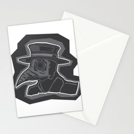 Plagued Stationery Cards