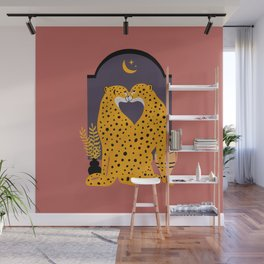 I would never Cheetah on you Wall Mural