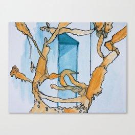 Watercolor I Canvas Print