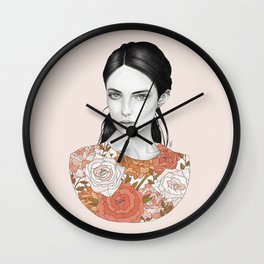 Johanna Wall Clock