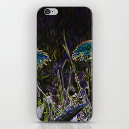 Dandelion Party iPhone Skin