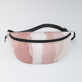 Pink Mountains Fanny Pack
