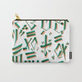 MIND & SOUL Calligraphy  Carry-All Pouch