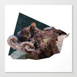 OctoLust Canvas Print