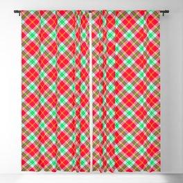 Scottish tartan #30 Blackout Curtain