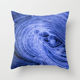 The Connections (Color) Throw Pillow