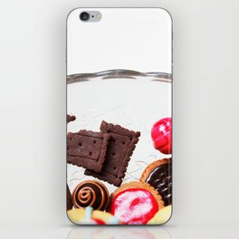 Candies and Cookies iPhone Skin