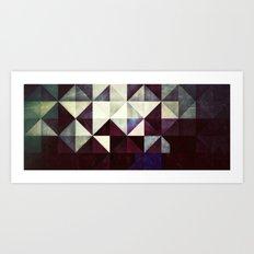 Glyzbryks 2014 Art Print