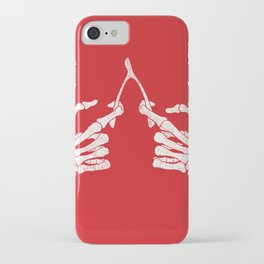 Wishbones iPhone Case