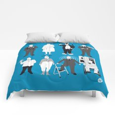 ALFRED'S FAVORITE CAMEOS Comforters