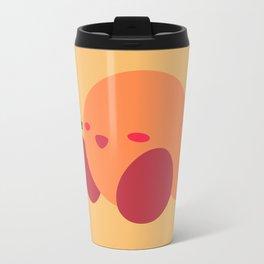 Kirby(Smash)Orange Travel Mug