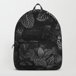 The Plant (Black and White) Backpack