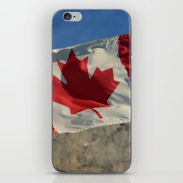 Canadian Rocky Mountains iPhone Skin