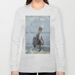 Hanging Out on My Yacht Long Sleeve T-shirt