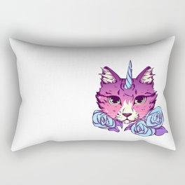 Magical Cat Rectangular Pillow