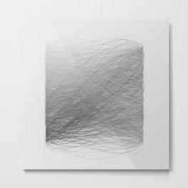 Brightness Remix Metal Print