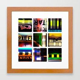 Lost Leaders #35 3x3 1 Framed Art Print
