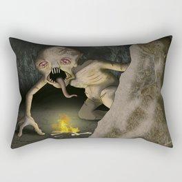 Gaki Rectangular Pillow