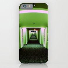 Green corridor iPhone 6s Slim Case