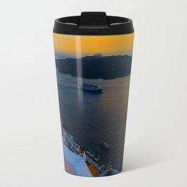 Caldera view Travel Mug