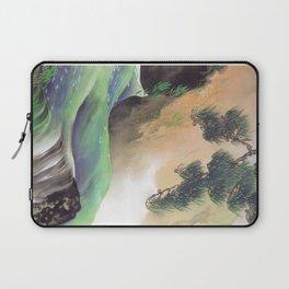 Spring of Mountain Yamamoto Shunkyo Laptop Sleeve