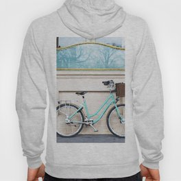 Pastel bycicle Hoody