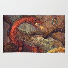 Dragons Lair Rug