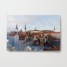 Tallinn, Estonia Metal Print