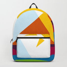 The Pyramid Backpack