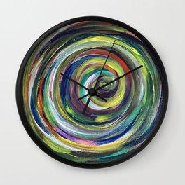 Acrylic abstract Wall Clock