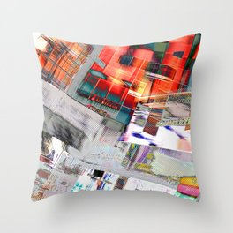 townview Throw Pillow