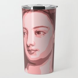 Lady Mary Wortley Montagu Travel Mug
