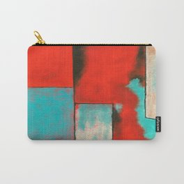 The Corners of My Mind, Abstract Painting Carry-All Pouch