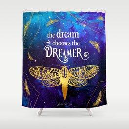 Strange The Dreamer - Laini Taylor Shower Curtain