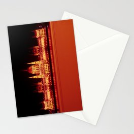 Red Flash Stationery Cards