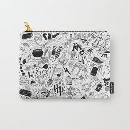 Hogwarts, Hogwarts, Hoggy Warty Hogwarts Carry-All Pouch