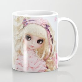Erregiro Blythe Custom Doll Japanese Lolita Girl Kumiko Coffee Mug