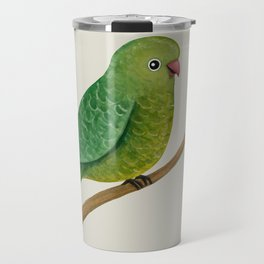 Cute Parrot Travel Mug