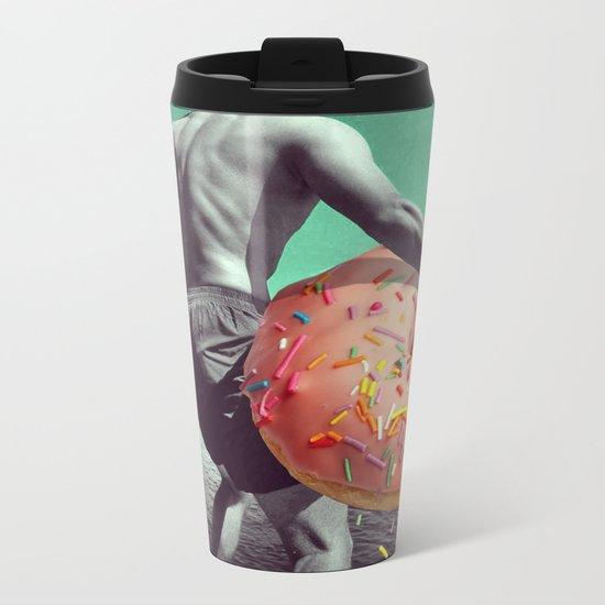Lifedonut Metal Travel Mug