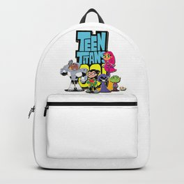 Teen Titans Go Backpack