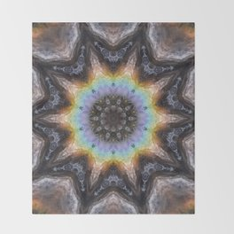 Tandava Throw Blanket