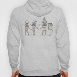 Gods of ancient Egypt Hoody