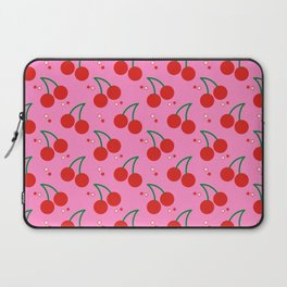 Cherry Bomb Pattern Laptop Sleeve