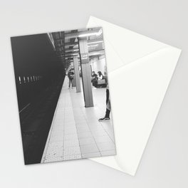 Canal Street Subway Stationery Cards