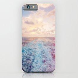 Sea Tracks iPhone Case
