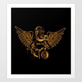 SONchiriya Art Print